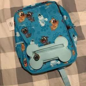 """Disney's """"Puppy Dog Pals"""" backpack"""